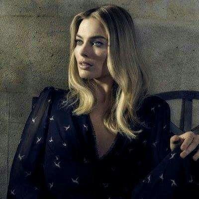 M= Margot Robbie