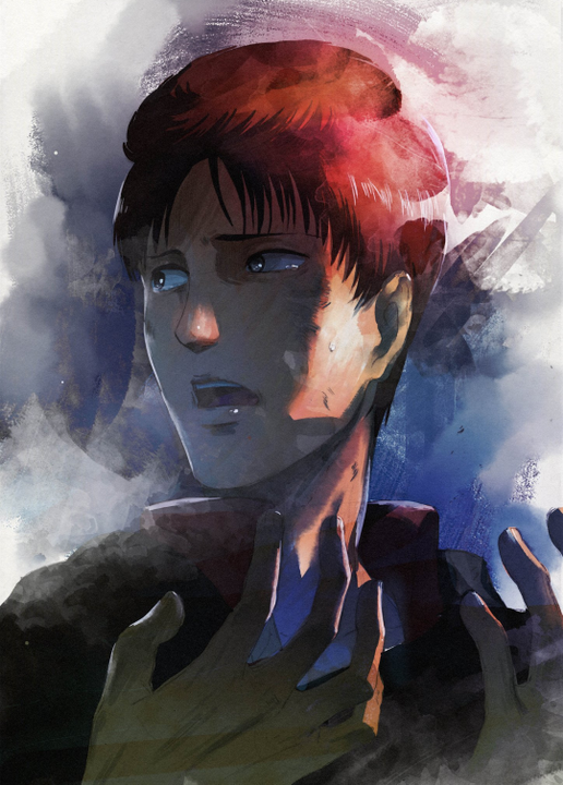 Attack on Titan Official Art Book - Page 13 - Wattpad