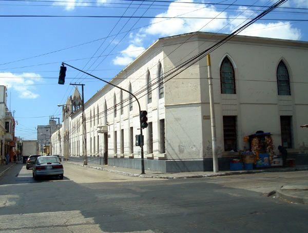 El instituto de señoritas que se habla en la historia esta basado en el Instituto Casa Central- EVP