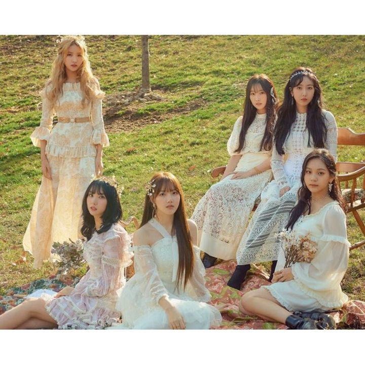 Time for Usis the second  by South Korean girl group Dandelion