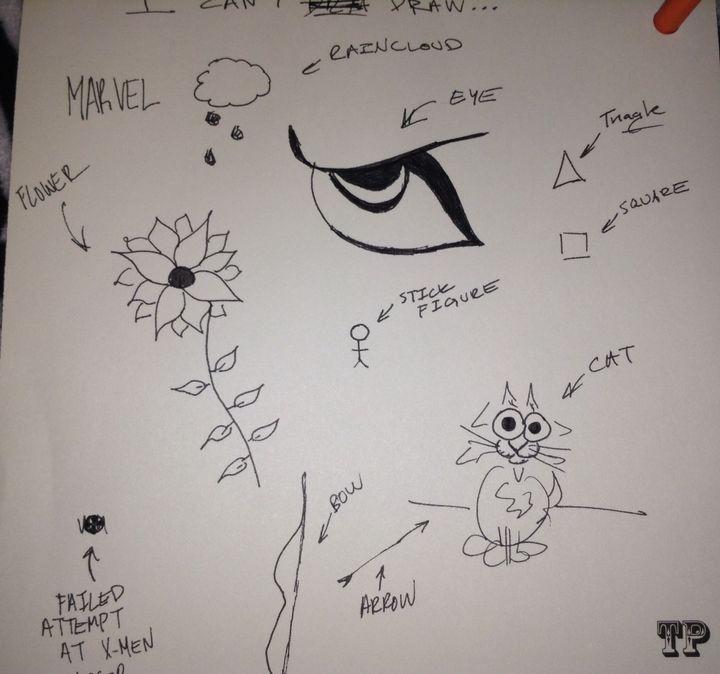 Yeaaaaaahhhh I'm terrible when it comes to drawing 😂