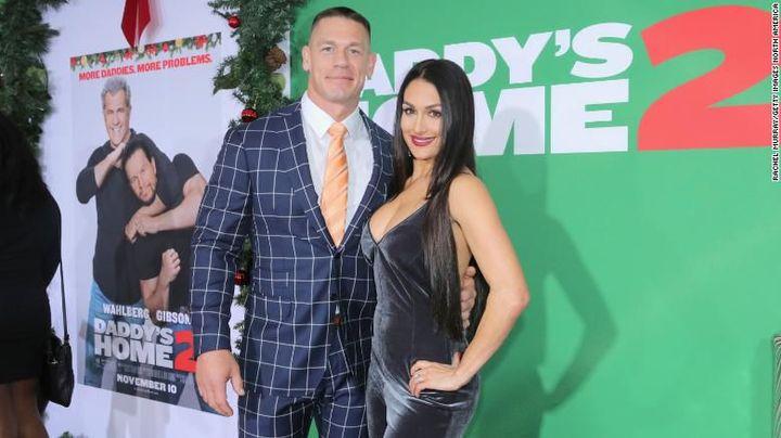 (CNN) WWE stars John Cena and Nikki Bella have ended their relationship