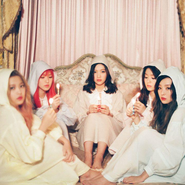 """""""The Velvet"""" album, released on November 01, 2019 is the spiritual successor of their first full-length album """"The Red"""""""