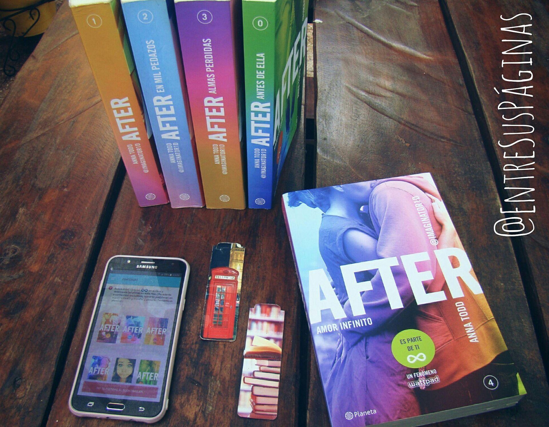 ♡Info sobre el libro: