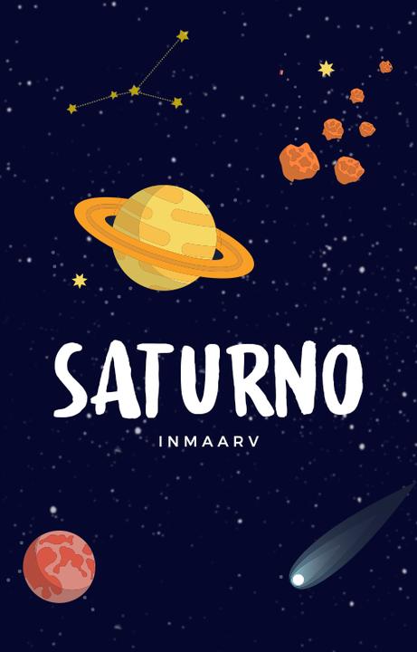 «Han sido tus ganas de llevarme a Saturno las que me han mantenido atada a la Tierra»