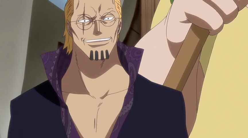 One Piece x Reader One Shots - Darkness and Light   Rayleigh x Blind