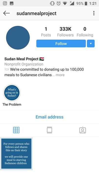 #HelpSudan !!!!