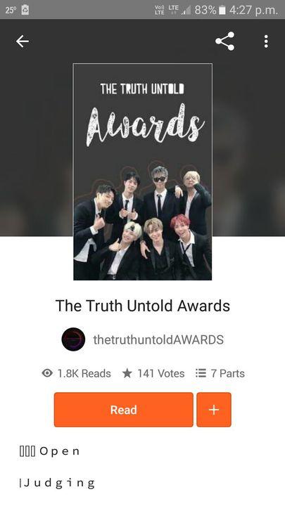 The Truth Untold AwardsBy:- thetruthuntoldAWARDS