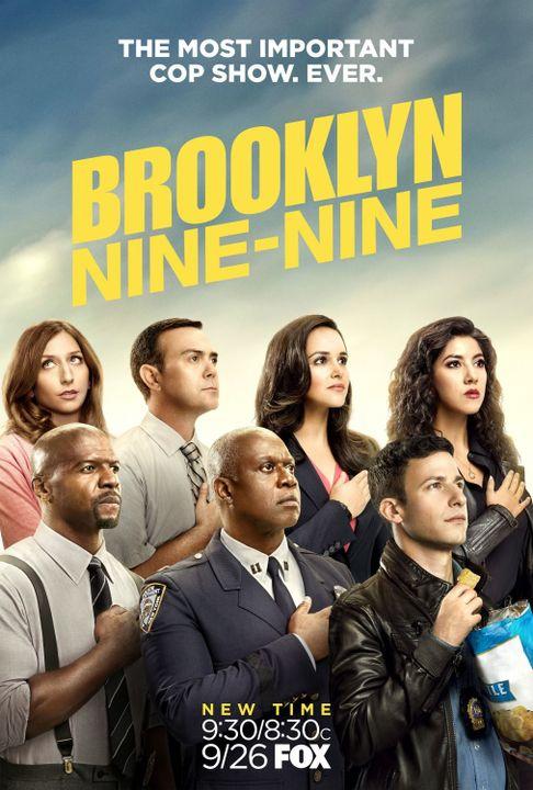 James RodríguezBrooklyn Nine-Nine