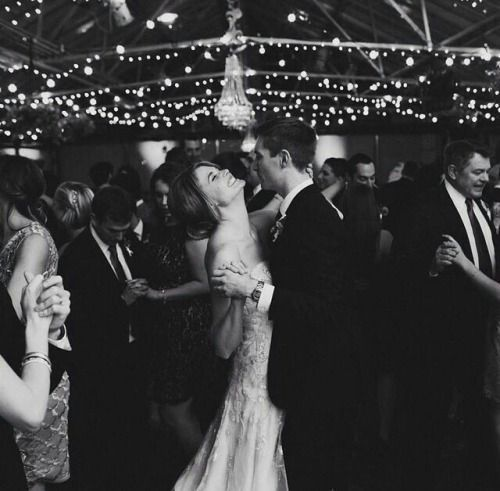 joekeery; to share our first dance as a married couple to our song was incredible