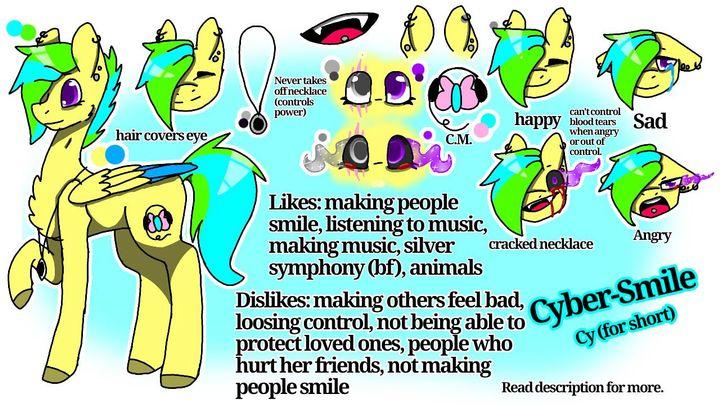 My drawings! - character sheet! - Wattpad