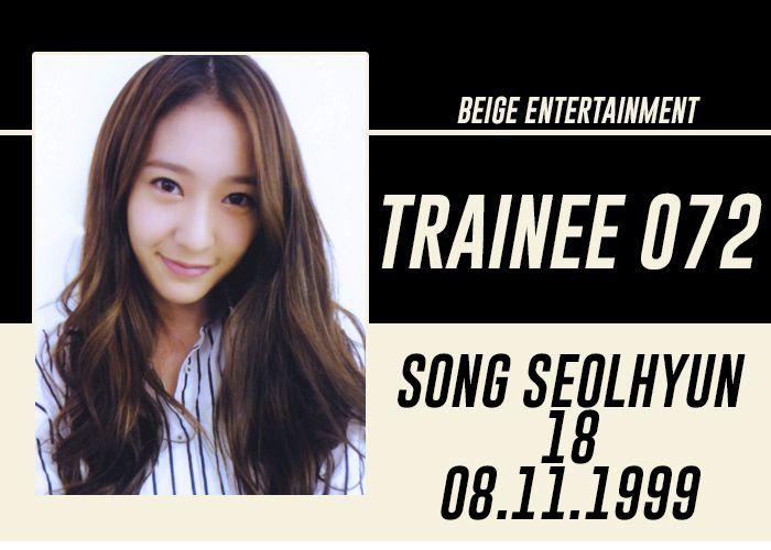 FULL NAME: Song Seolhyun