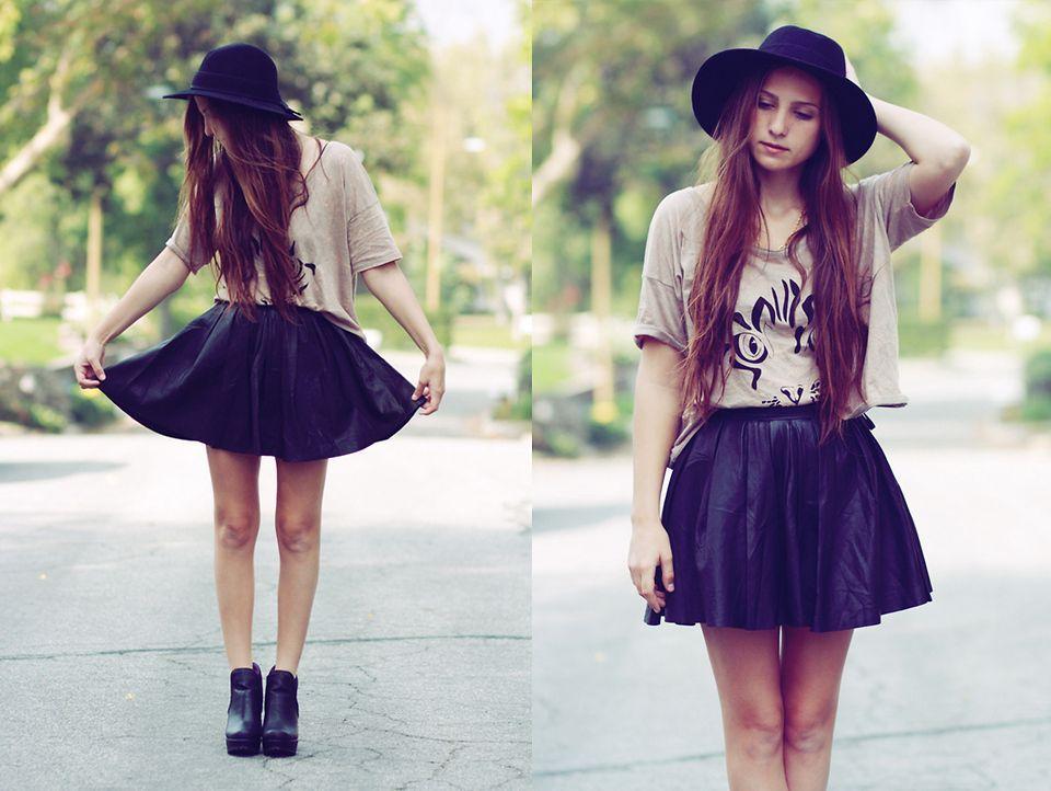 Модные юбки на девушек