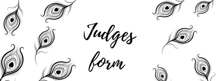 This chapter is for submitting judges forms