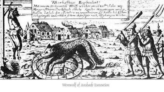 Werewolf of Ansbach