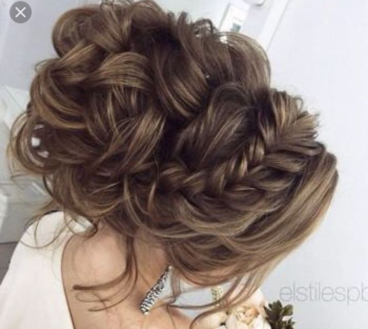Jade's povWe went in Cree's room and she was changed into her bathrobe so I saidJ:Cree are you readyC:YesJ:OkayThen I got my hair kit and did her hair like this
