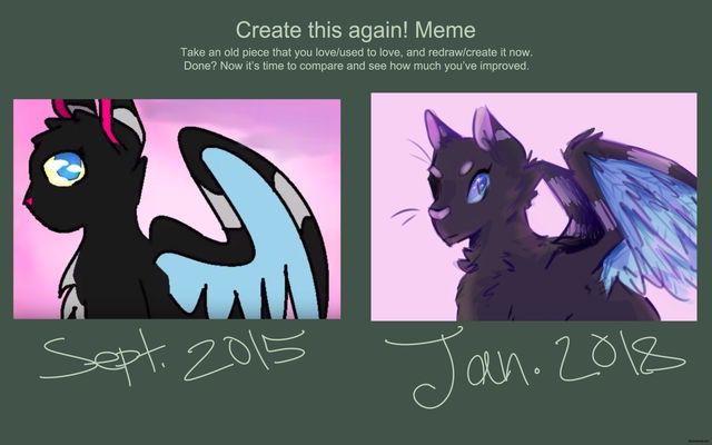Artbook Ii Draw This Again Meme Wattpad