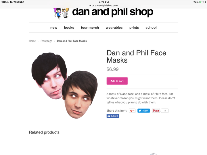 Omg SweggyLlamaQueen We Dont Even Need To Make Ourselves Look Like Dan And Phil