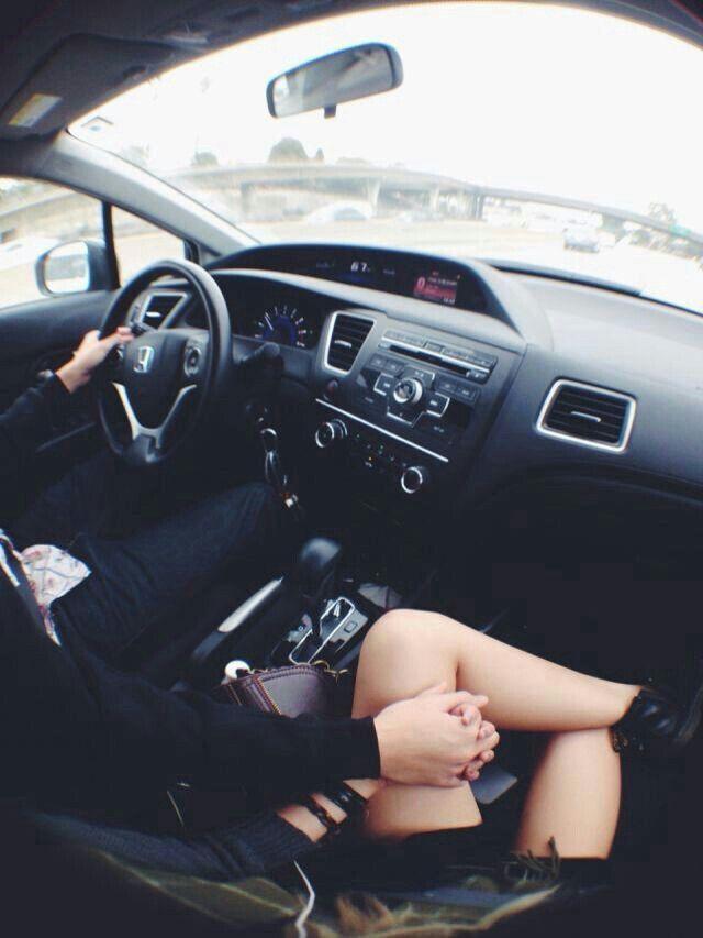 фото баловства в машине