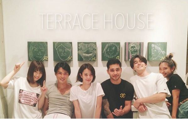 Terrace house boys and girls in the city quien serias for Season 2 terrace house