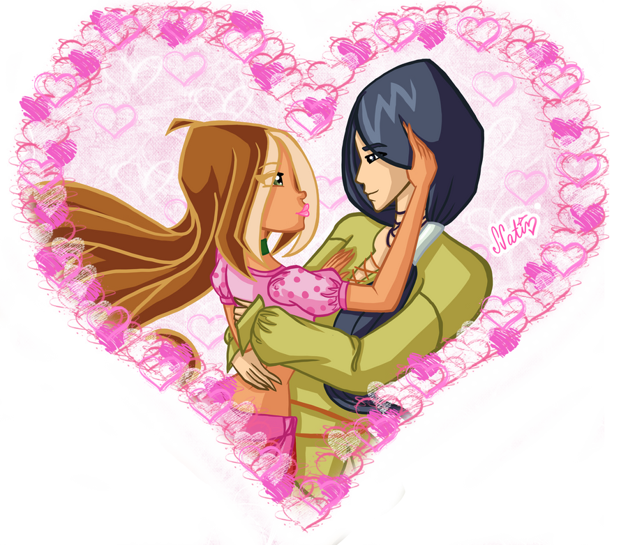 winx club helia and flora meet fanfiction sites