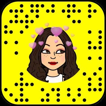 If you wanna keep up with me outside of Wattpad my insta handle is @ameliagiuliaa And this is my snap code