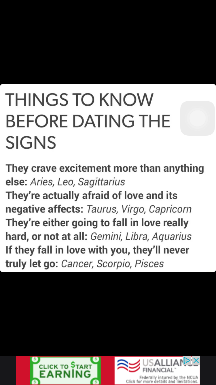 Things you need to know before dating a cancer