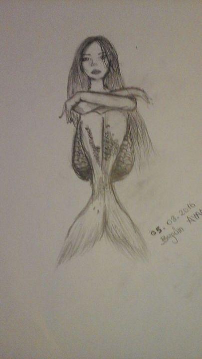 çizim Kitabim My Drawing Book 15 Deniz Kızı Wattpad