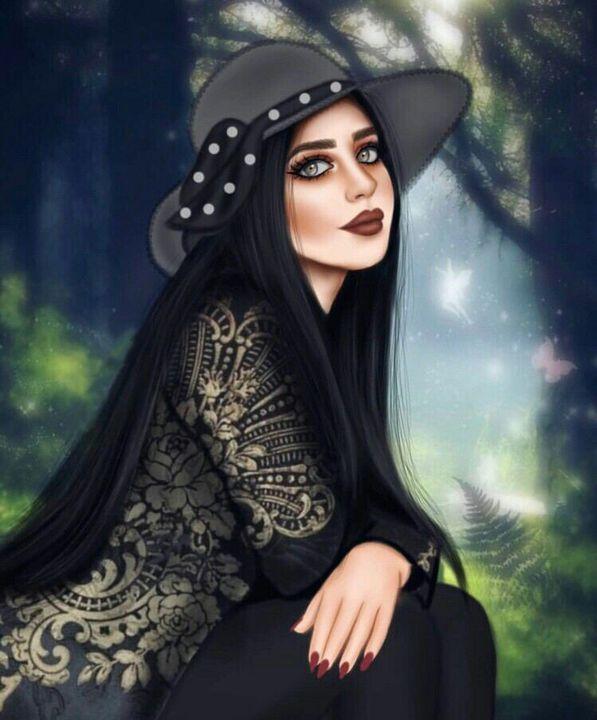 رمزيات صور بنات مرسومه جيرلي Wattpad