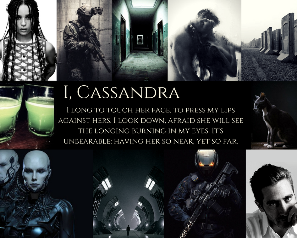I began writing I, Cassandra in late 2012, but shelved it in favour of completing The Lost Valor of Love, which turned out to be a massive undertaking, requiring years of research, drafts, and revisions