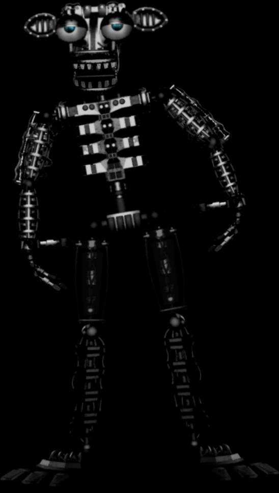My Fnaf Au Info  Ufe0f - Endoskeleton 02