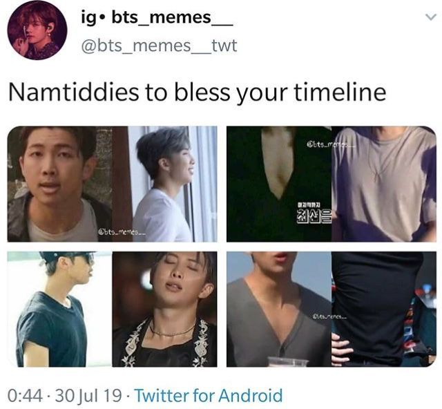 Bts Memes And Photos Book 9 53 I M Blessing You Wattpad
