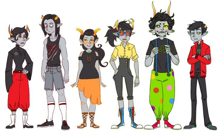 Here Have Some Cool BloodswapHomestuck Fanart
