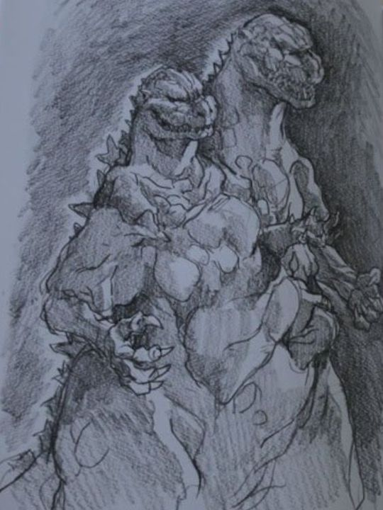 Book Of Godzilla And Kaiju Shin Gojira 2 If I Did It