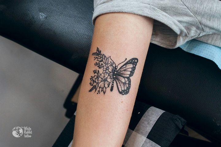 Znaczenie Tatuaży Tatuaż Motyla Wattpad