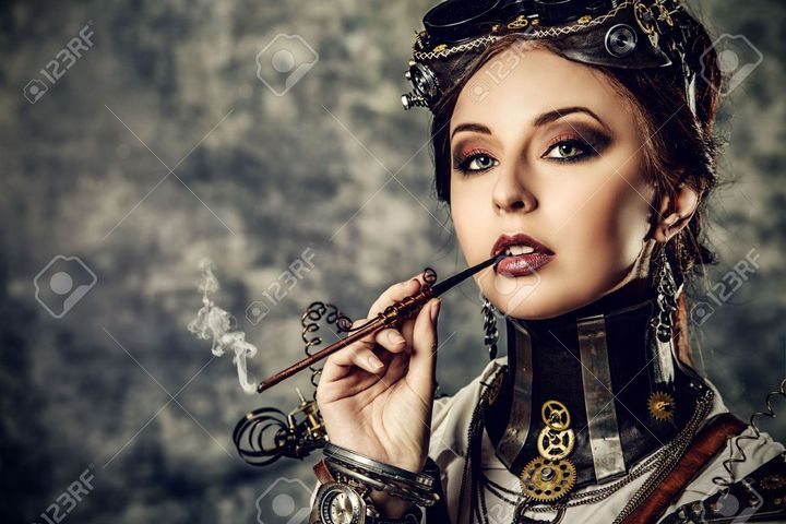 These are the deadly ladies of the steampunk genre