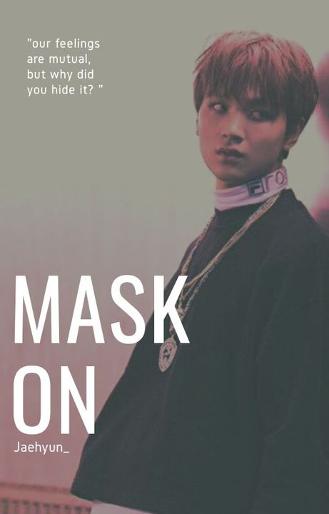 Hello (: If you miss haechan in my book, come and support me!!