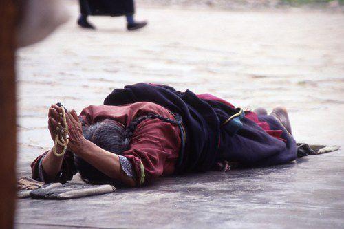 Giang Th Ninh nhe răng trợn mắt cẩn thận mở mắt ra nhìn chỉ thấy Lưu Xung đang lấy tư th quỳ ngũ thể đầu địa mà nằm bẹp trước chân hắn hiển nhiên không bit vì sao ngã như chó cắn bùn
