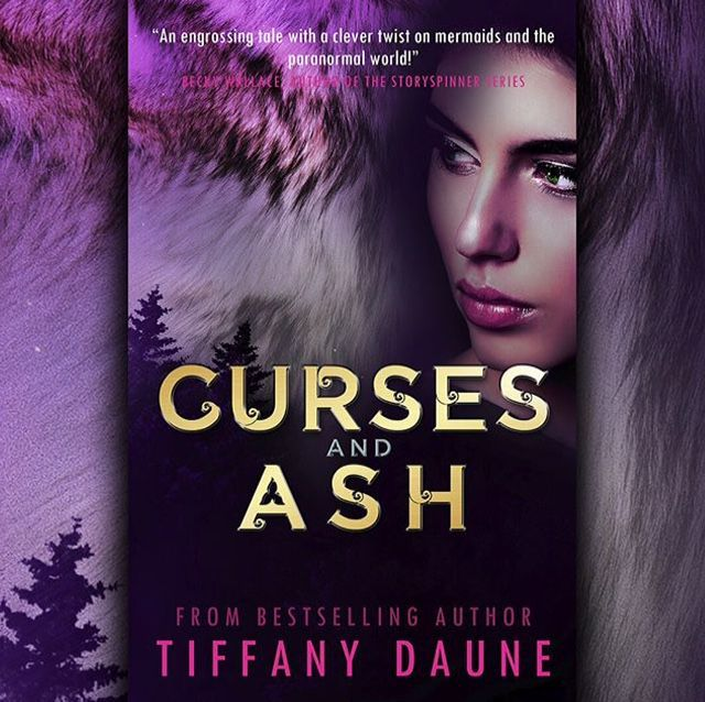 Curses and Ash (Book Two) & Smoke and Ruin (Book Three) Available on Amazon (Free on Kindle Unlimited)