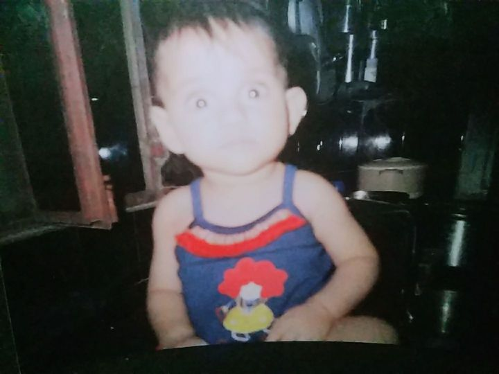 [Yup, this is my childhood picture