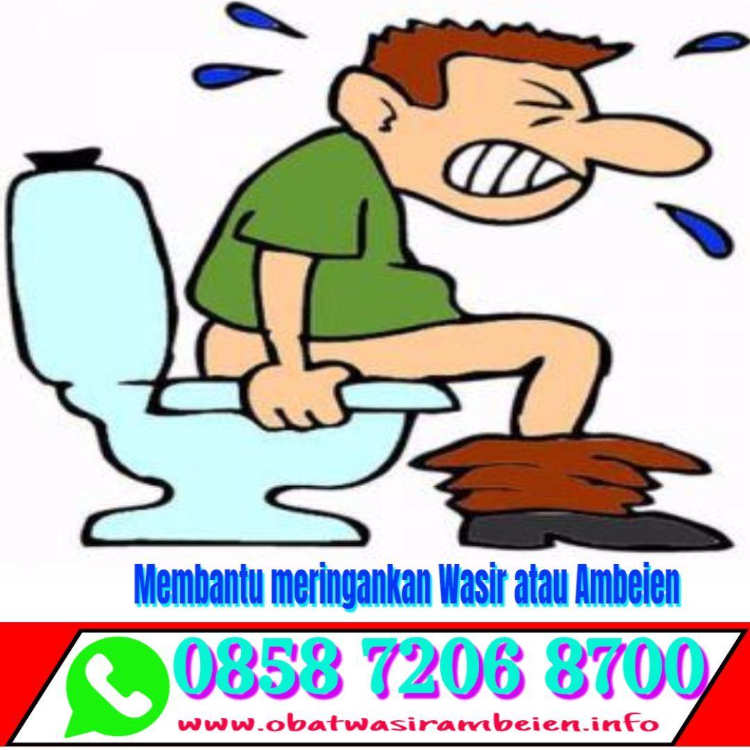 Untuk Menghilangkan Rasa nyeri pada Ambeien sebaiknya anda melakukan cara sebagai berikut : Bersihkan area anus dengan baik setiap selesai BAB, jangan menggunakan dengan sabun karena dapat mengakibatkan iritasi, duduk dalam air hangat tetapi janga...