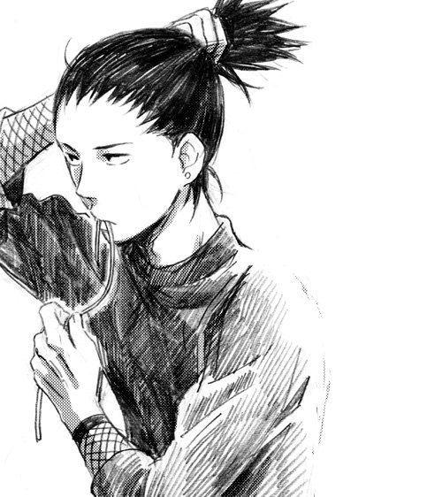 """""""Aber Tsunade?!"""" Während Shikamaru etwas überrascht über die Beförderung zum Chunin war, war ich einfach nur verwirrt und auch etwas verletzt"""