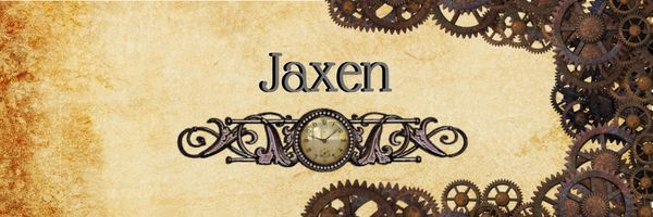 Jaxen panted heavily, as he sprinted down the stairs of the clock tower