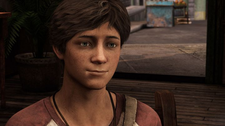Uncharted 4 As People In Real Life Young Nathan Drake Wattpad