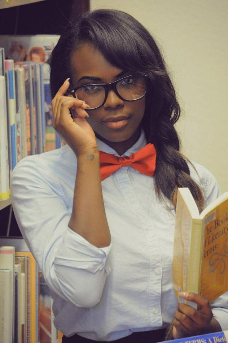Pretty nerd girls