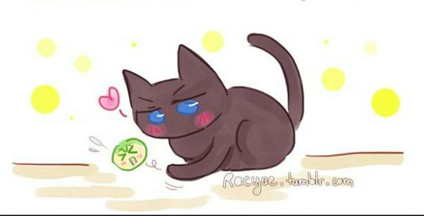 ~When he is grumpy but still wants to eat Saba