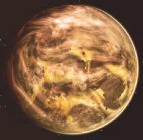 Orbitó durante un par horas el planeta Ossus, su destino final, mientras se conectaba con la Fuerza, dejándose llevar por ella