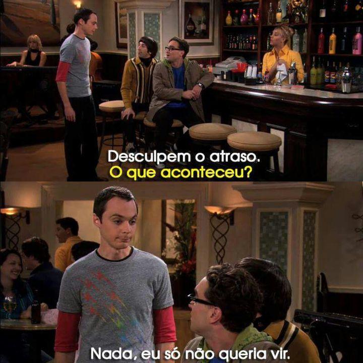 The Big Bang Theory Frases Parte 1 Wattpad