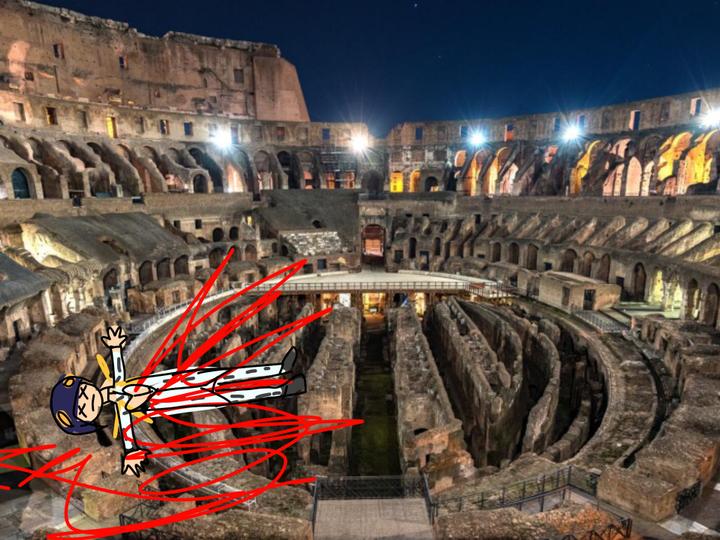 "bucci gang time:""bruh really ???"" giorno said and grabbed the arrow"