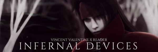 Infernal Devices Vincent Valentine Final Fantasy Vii Infernal